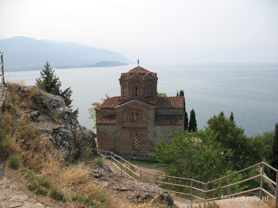 Bekende kerk van bovenaf
