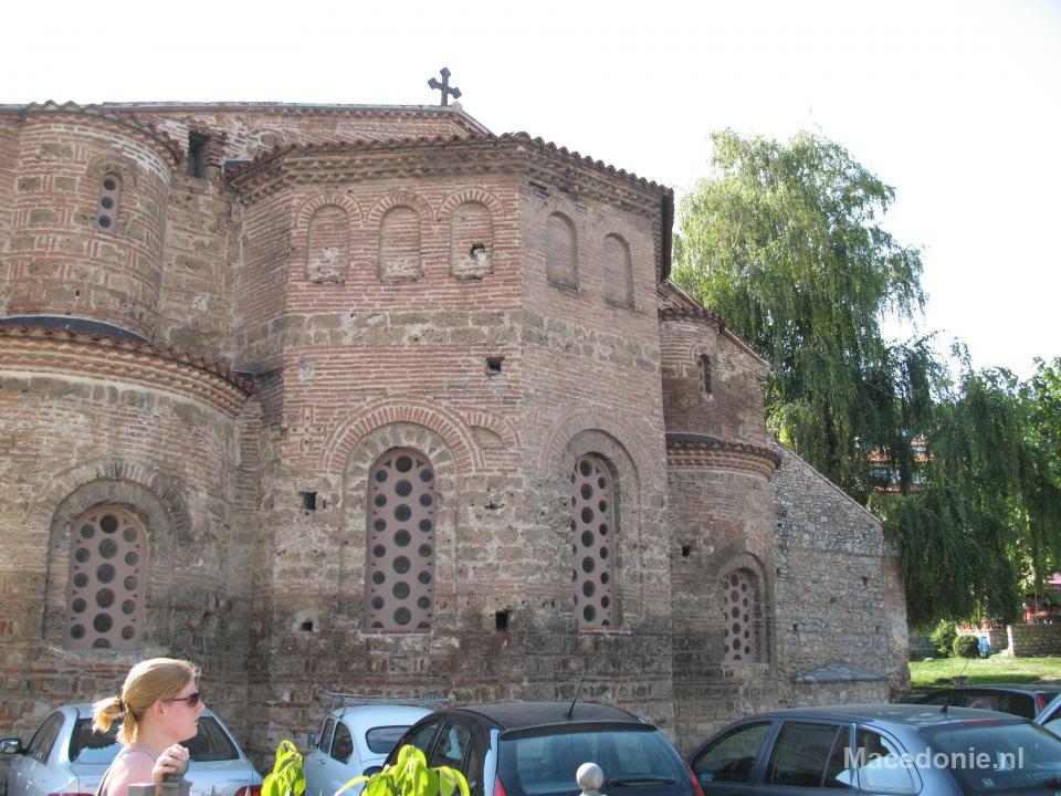 Een van de oude kerken