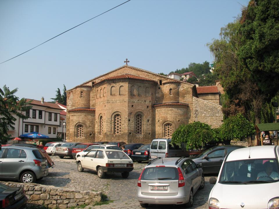 Kerk in Ohrid