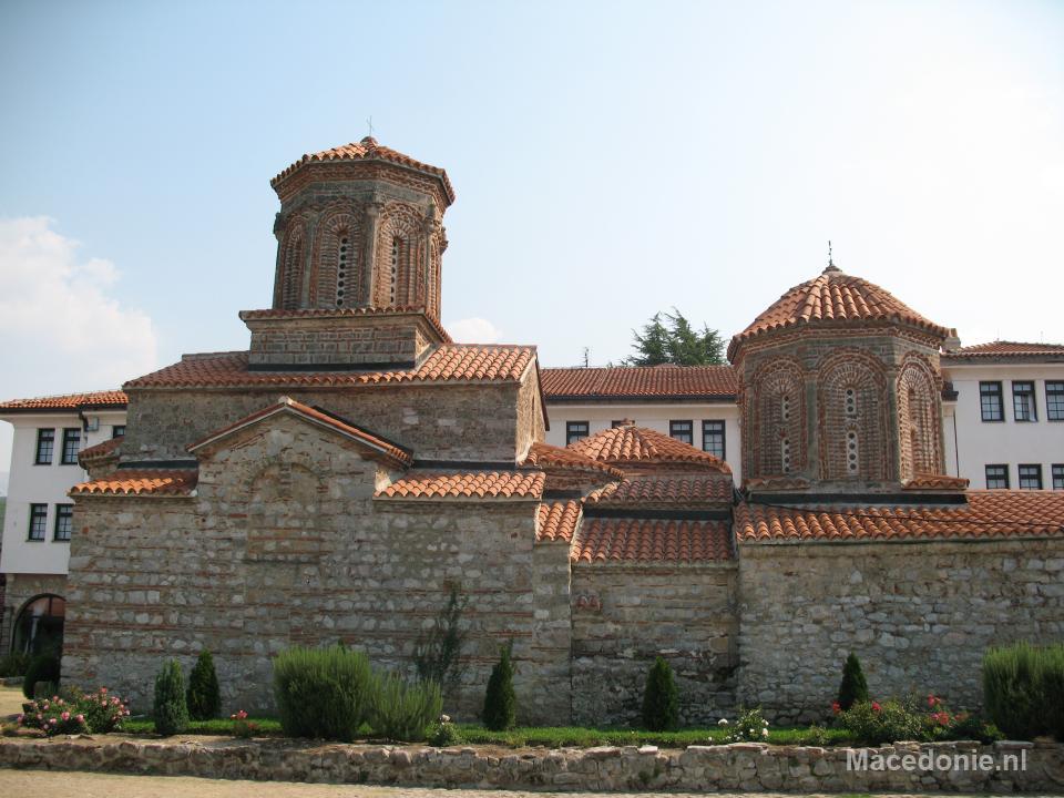 Kerk van zijkant