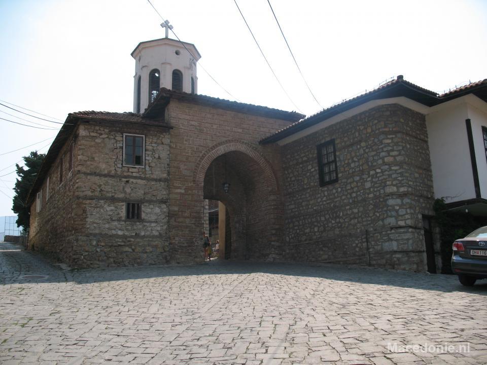 Kerkje in Ohrid 2