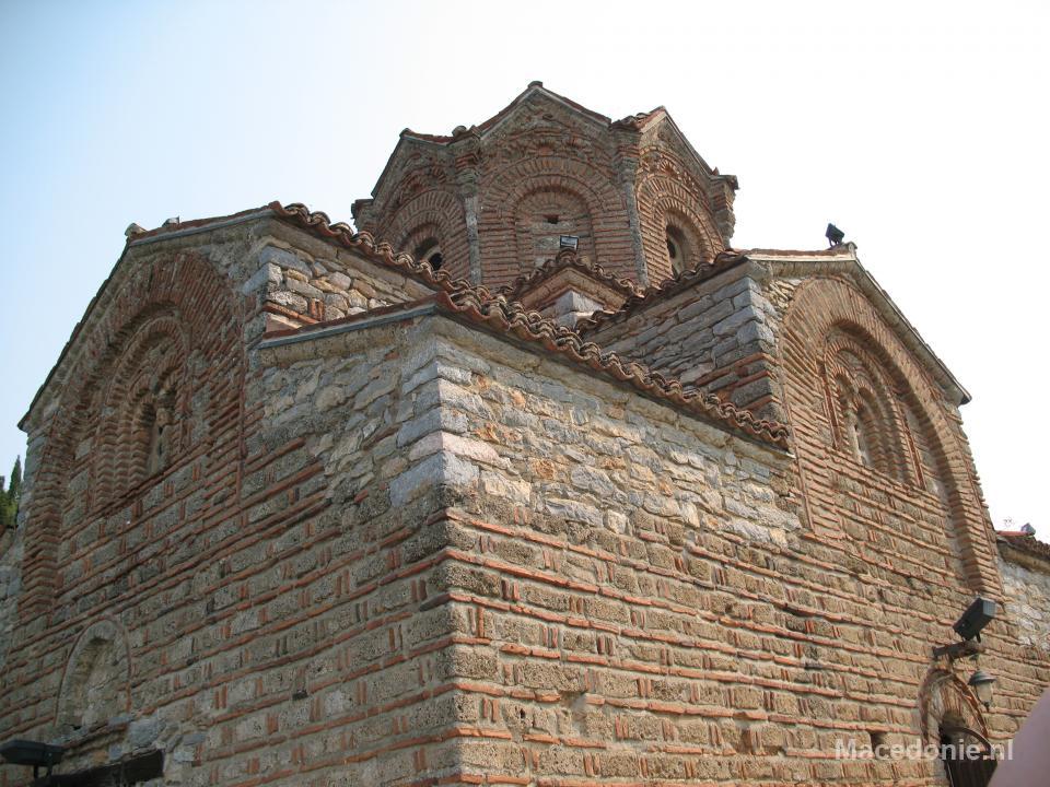 Kerkje van onder