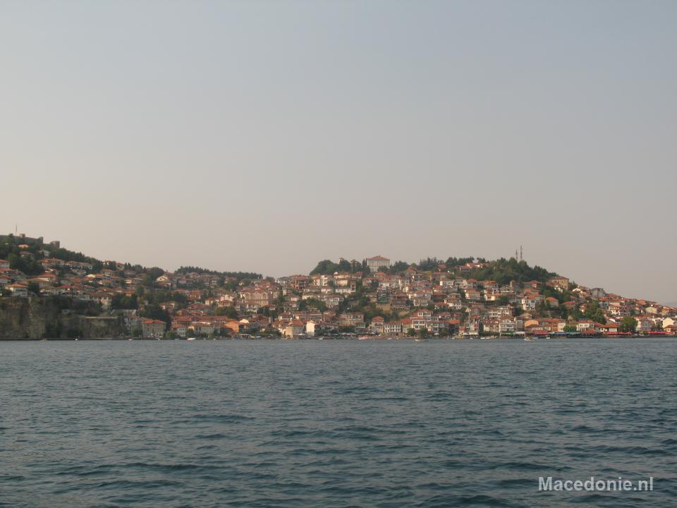 Kust van Ohrid