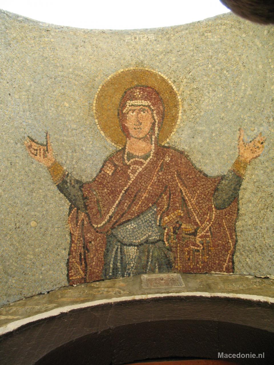 Mozaek van Heilige
