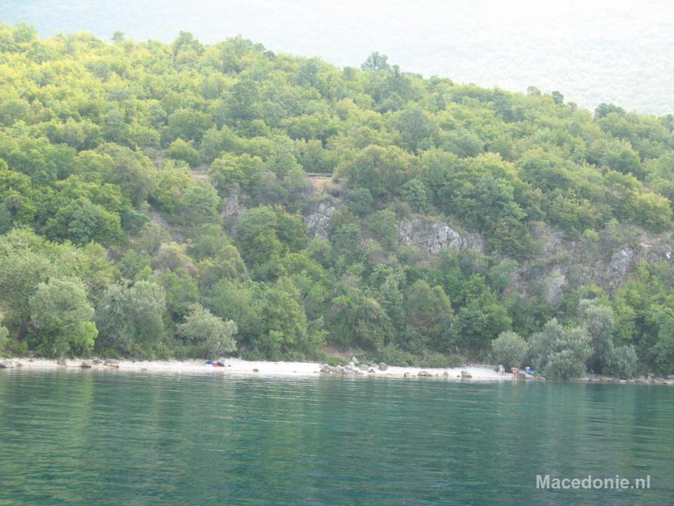 Rustig strandje