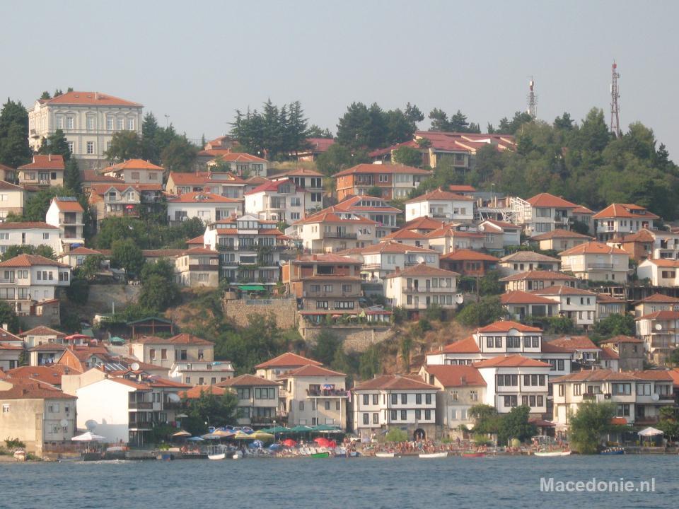 Toeristisch deel Ohrid